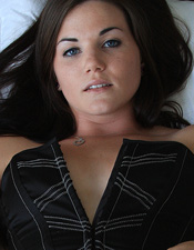 Bree Strips Down In Bed - Picture 11